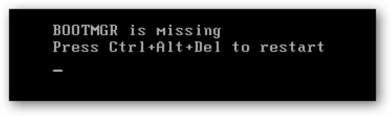 Восстановление загрузчика windows 10 через командную строку